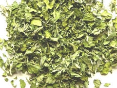 Fenugreek leaves, shopped