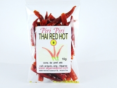 Chilli, chopped, Thai Red Hot