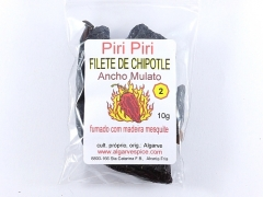 Smoked chili peppers, Ancho Mulato