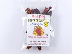 Geräucherte Chili, Jalapeño