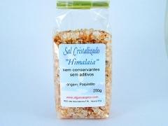 Himalayan salt chips, dark