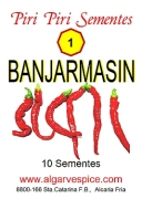 Paprika seeds, Banjarmasin