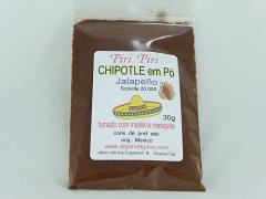 Smoked chili peppers, Jalapeño, chipotle, ground