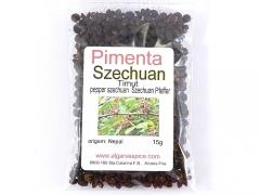 Peppercorns Szechuan (Timut), whole