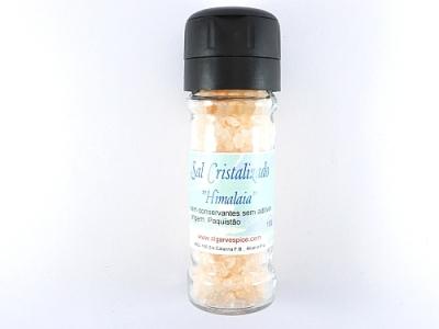 Mill Himalayan salt