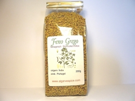 Fenugreek, seeds