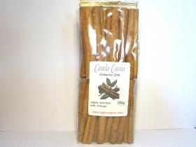 Cinnamon Cassia AA, sticks, 8cm