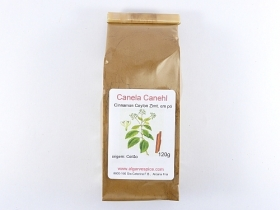 Cinnamon Canehl, ground