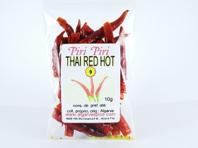 Chilli, Thai Red Hot, whole