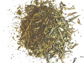 Green tea Sencha with jiaogulan and lemongras