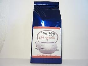 Chá vermelho Pu-Erh
