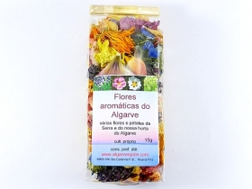Aromatic flower mix