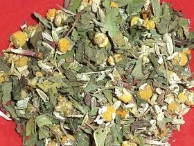 Chá de ervas Estômago
