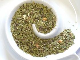 Tea mate with guarána