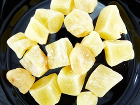 Ginger slightly hot - crystallized