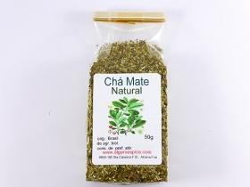 Mate tea green, chopped, org.