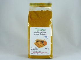 Bio Turmeric, ground