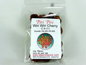 Wiri Wiri Cherry Chili, whole