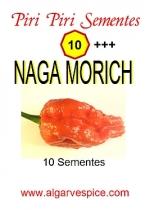 Chili pepper seeds, Naga Morich
