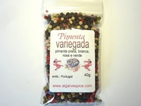 Mixed Peppercorns, whole