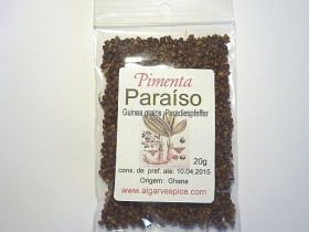 Peppercorns, Paradise, whole