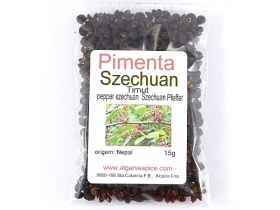 Peppercorns Szechuan (Timut), whole