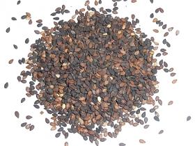 Sesame seeds, black, unpeeled, whole
