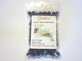 Juniper berries, whole, handsorted
