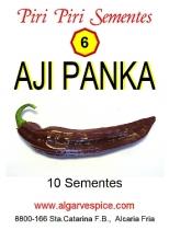 Chili seeds, Aji Panka, capsicum annum
