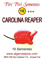 Chili pepper seeds, Carolina Reaper