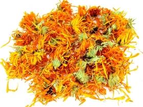 Marygold flowers, whole, Algarve